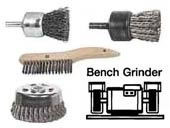 366 367 Grinding Wheel Wire Brushes