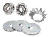 120, 121 Keep, Wing Nuts Fender Washers
