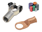 490 491 492 Battery Ends Copper Lugs