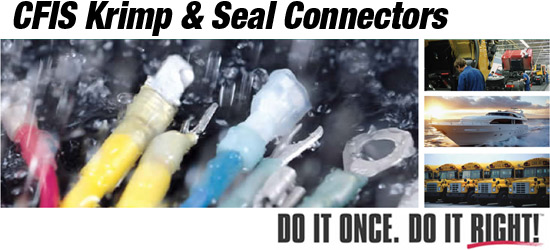 Krimp and Seal Connectors