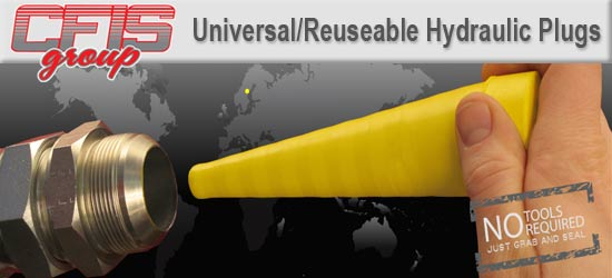 CFIS Group Universal/Reusable Hydraulic Plugs